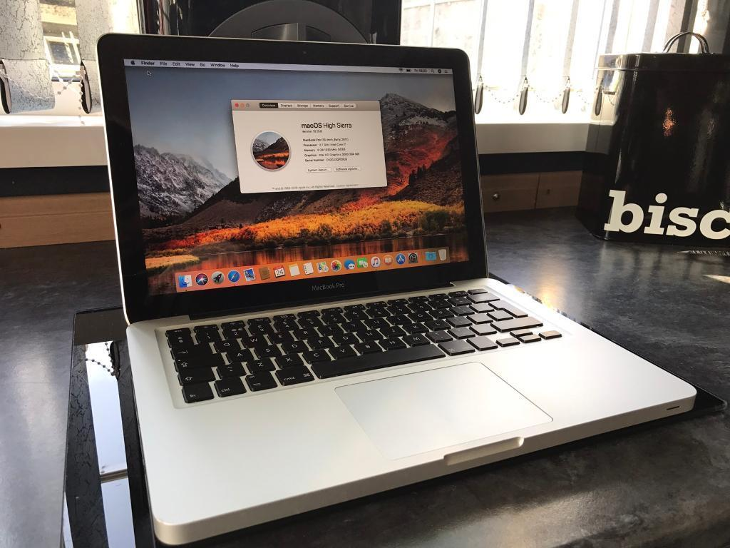 "Apple MacBook 13"" Pro Retina"